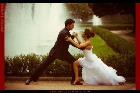 Casamento Tango