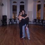 Clases en Escuela Argentina de Tango
