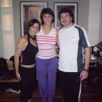Mara Petty & Fabian Salas e Maria