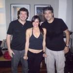 Mara Petty & Julio Balmaceda e Fabian Salas
